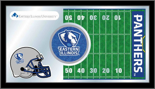 Eastern Illinois University Football Bar Mirror | Man Cave Authority | MFtblEastIL