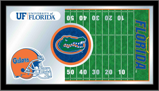 University of Florida Football Bar Mirror | Man Cave Authority | MFtblFlorUn