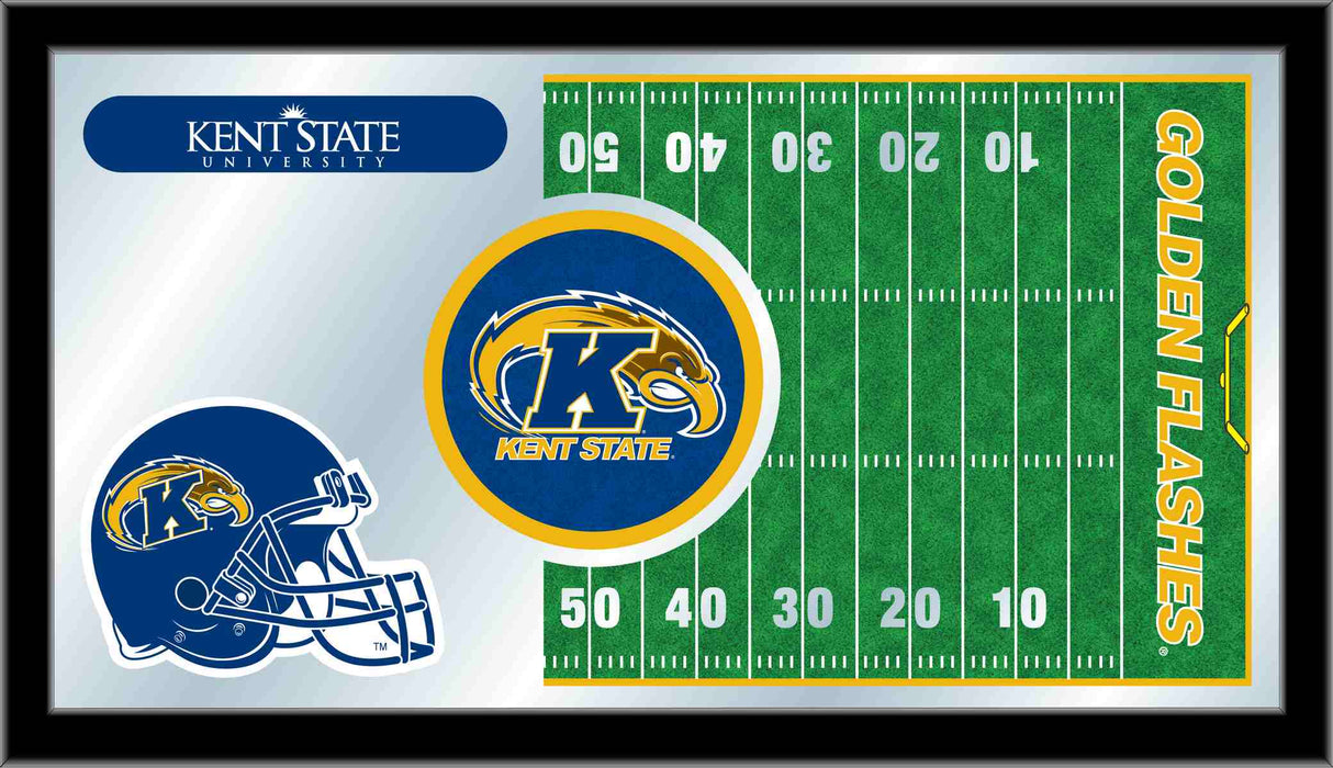 Kent State University Football Bar Mirror | Man Cave Authority | MFtblKentSt