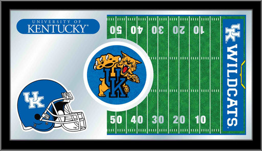 University of Kentucky Football Bar Mirror | Man Cave Authority | MFtblKentky