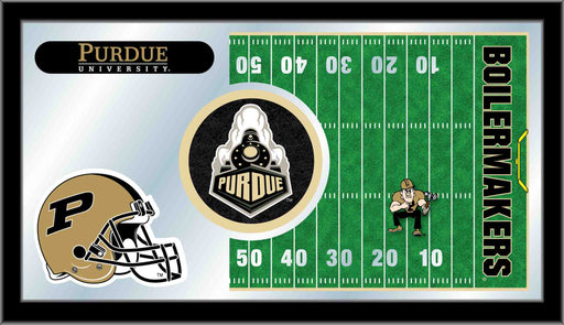 Purdue Football Bar Mirror | Man Cave Authority | MFtblPurdue
