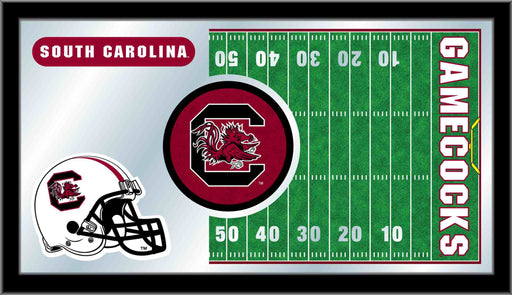 University of South Carolina Football Bar Mirror | Man Cave Authority | MFtblSouCar