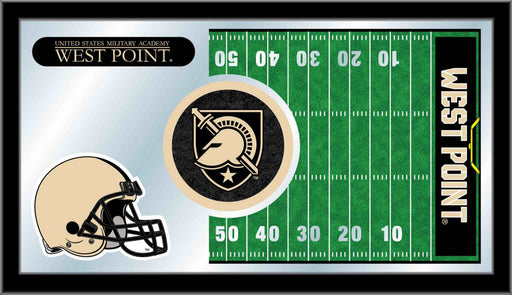 US Military Academy Football Bar Mirror | Man Cave Authority | MFtblUSMilA