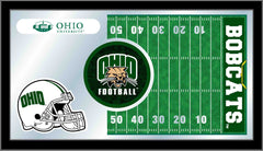 Ohio University Football Bar Mirror | Man Cave Authority | MFtblUnivOH