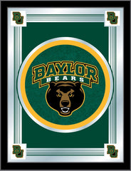 Baylor University Bar Mirror | Man Cave Authority | MLogoBaylor
