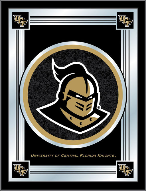 University of Central Florida Bar Mirror | Man Cave Authority | MLogoCenFla
