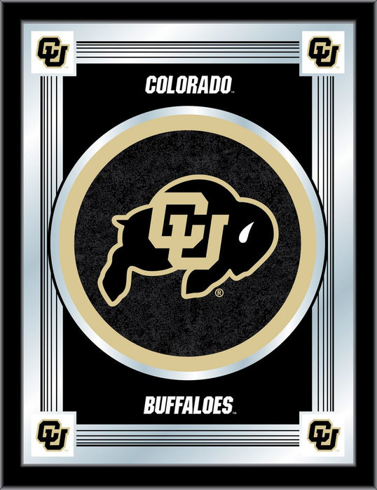 University of Colorado Bar Mirror | Man Cave Authority | MLogoColoUn
