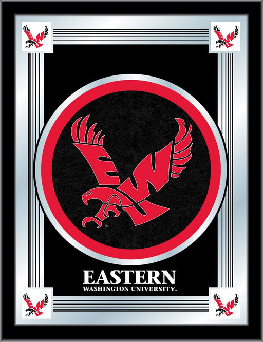 Eastern Washington University Bar Mirror | Man Cave Authority | MLogoEastWA