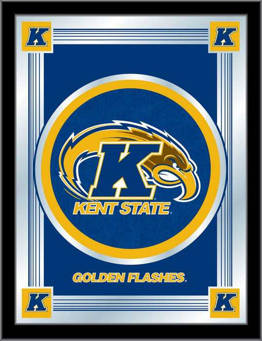 Kent State University Bar Mirror | Man Cave Authority | MLogoKentSt