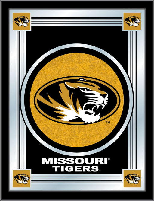 University of Missouri Bar Mirror | Man Cave Authority | MLogoMizzou