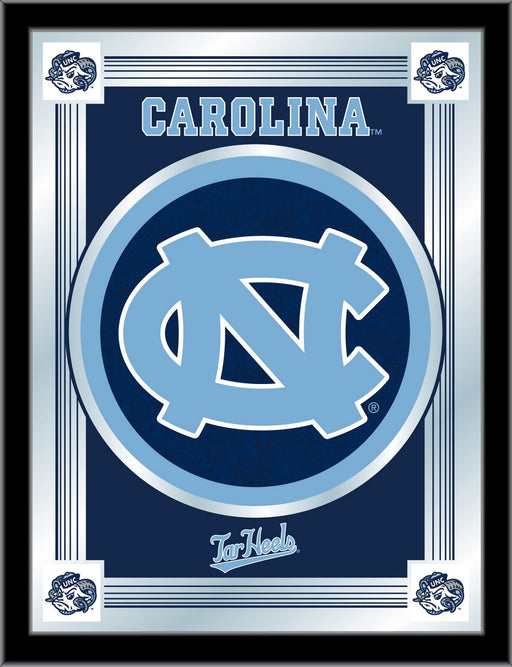 University of North Carolina Bar Mirror | Man Cave Authority | MLogoNorCar