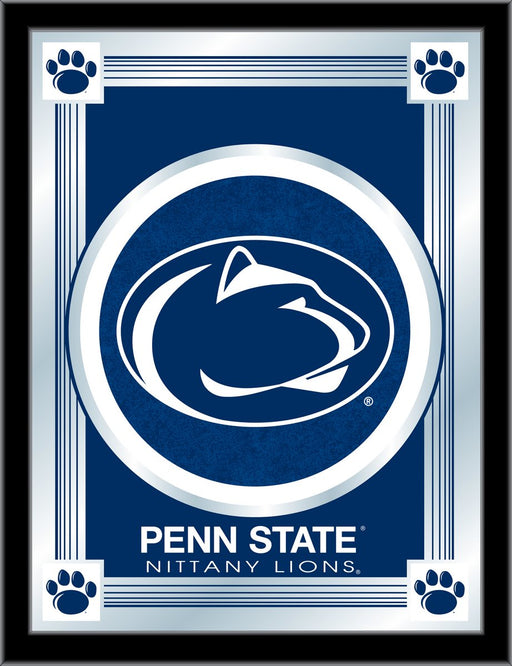 Pennsylvania State University Bar Mirror | Man Cave Authority | MLogoPennSt