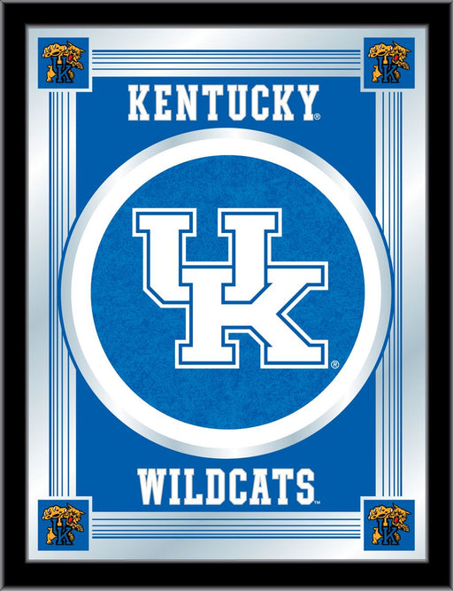 University of Kentucky UK Bar Mirror | Man Cave Authority | MLogoUKY-UK