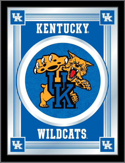 University of Kentucky Cat Bar Mirror | Man Cave Authority | MLogoUKYCat