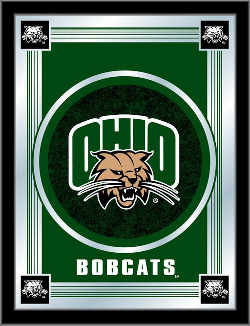 Ohio University Bar Mirror | Man Cave Authority | MLogoUnivOH
