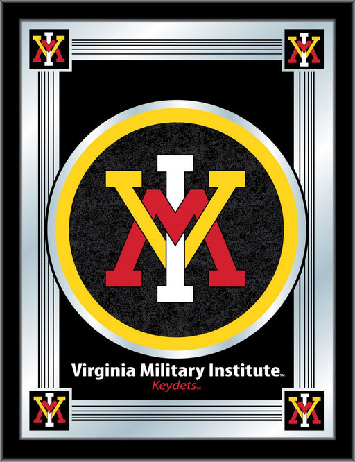 Virginia Military Institute Bar Mirror | Man Cave Authority | MLogoVAMilI