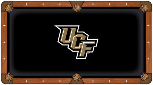 University of Central Florida Custom Pool Table Cloth | Man Cave Authority | PTC7CenFla