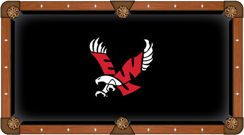 Eastern Washington University Custom Pool Table Cloth