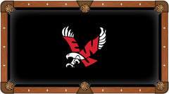 Eastern Washington University Custom Pool Table Cloth | Man Cave Authority | PTC7EastWA