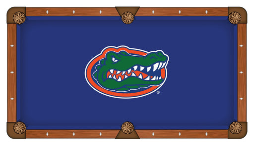 University of Florida Custom Pool Table Cloth | Man Cave Authority | PTC7FlorUn