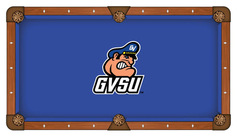 Grand Valley State University Custom Pool Table Cloth