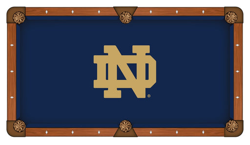 North Dakota State University Custom Pool Table Cloth | Man Cave Authority | PTC7ND-ND