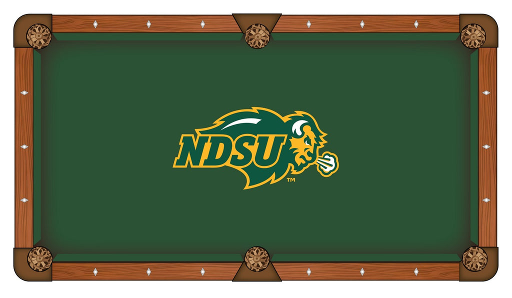 Wonderful North Dakota State University Custom Pool Table Cloth