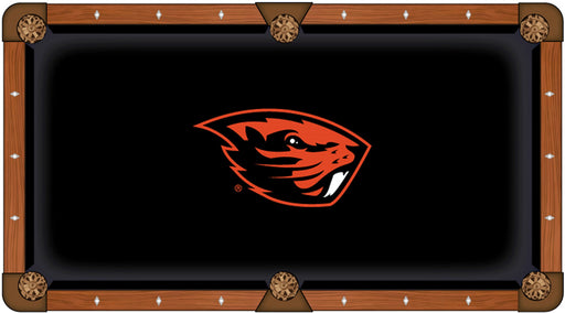 Oregon State University Custom Pool Table Cloth | Man Cave Authority | PTC7OregSt