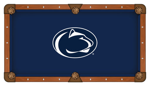Pennsylvania State University Custom Pool Table Cloth | Man Cave Authority | PTC7PennSt