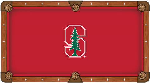 Stanford University Custom Pool Table Cloth
