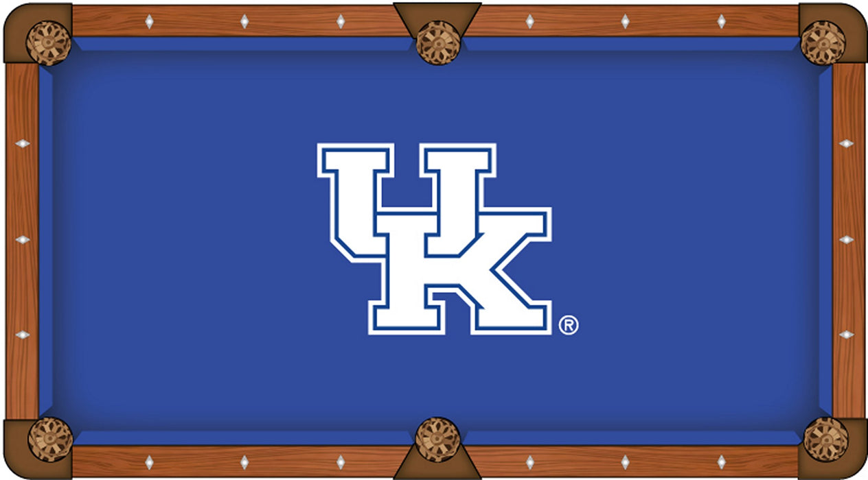 University of Kentucky Custom Pool Table Cloth | Man Cave Authority | PTC7UKY-UK