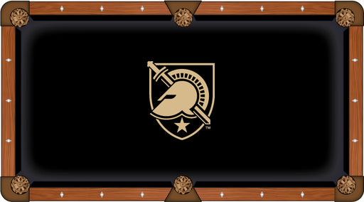 US Military Academy Custom Pool Table Cloth | Man Cave Authority | PTC7USMilA