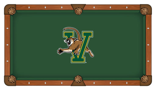University of Vermont Custom Pool Table Cloth | Man Cave Authority | PTC7Vermnt