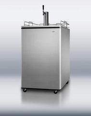Summit 500 Series Beer Kegerator (Stainless Steel) | Man Cave Authority | SBC500SSST