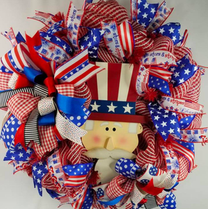 Patriotic | Awareness Wreaths