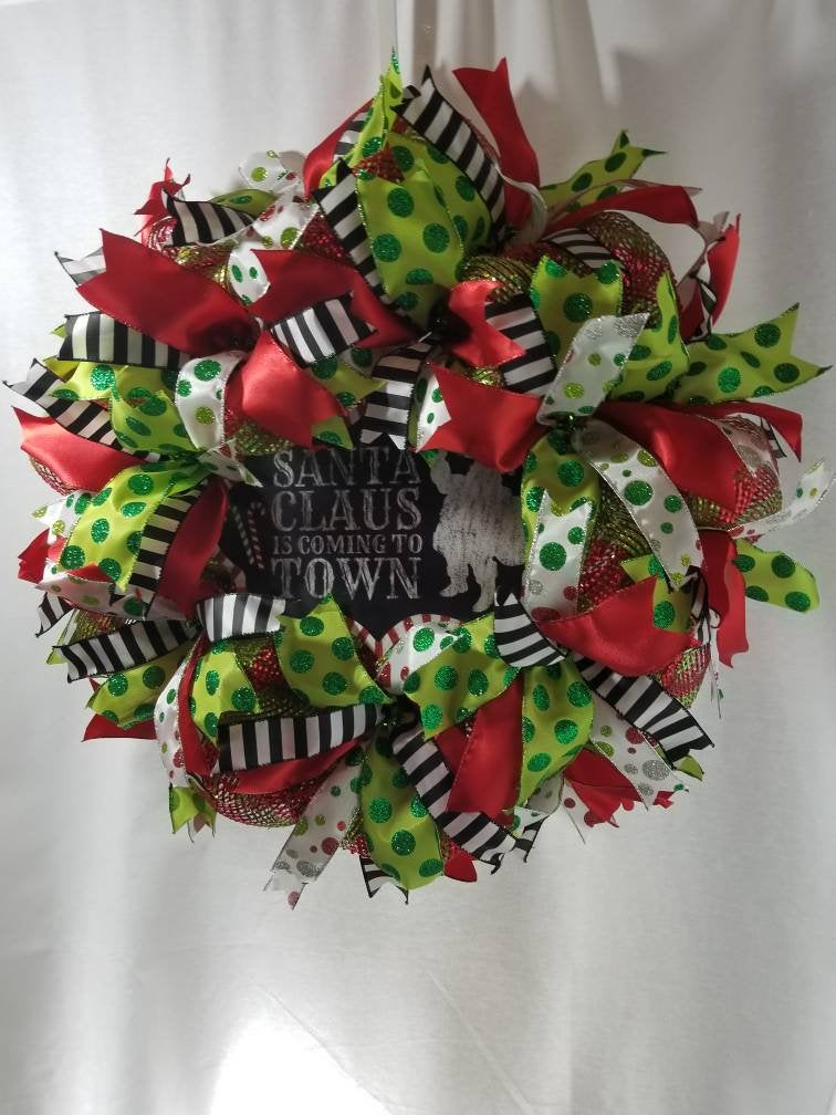 Christmas Wreath, Holiday Wreath