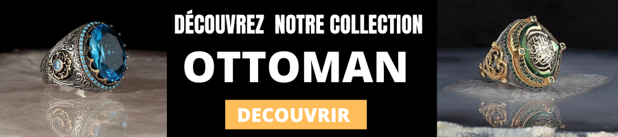 collection royale chevaliere homme ottoman
