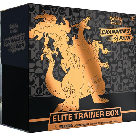 Pokemon: Champions Path Elite Trainer Box