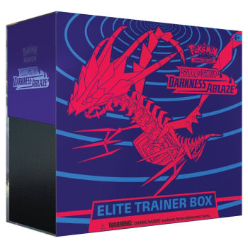 Pokemon: Darkness Ablaze Elite Trainer Box