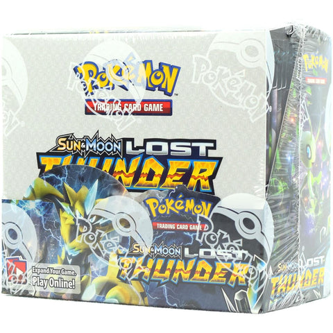 Pokemon: Lost Thunder Booster Box