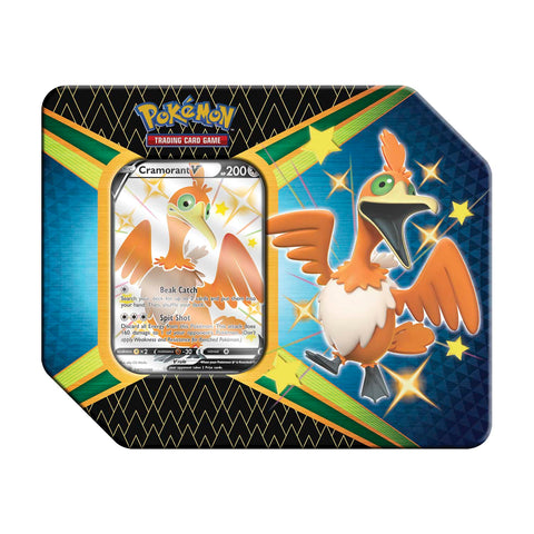 Pokemon Shining Fates Tin (Cramorant V)