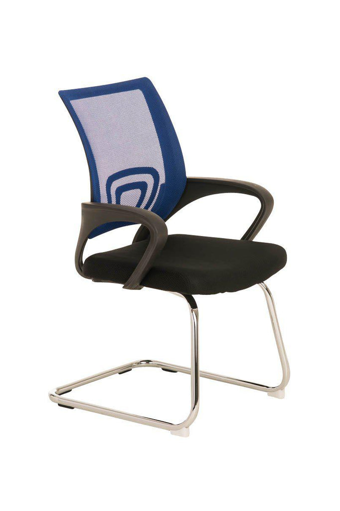 Visitor/Conference Chair Upholstery Reception Chairs/ Waiting Room Chair Astonishing Retro Seat Canteens/ Cafe Chair-Tradecentral LTD