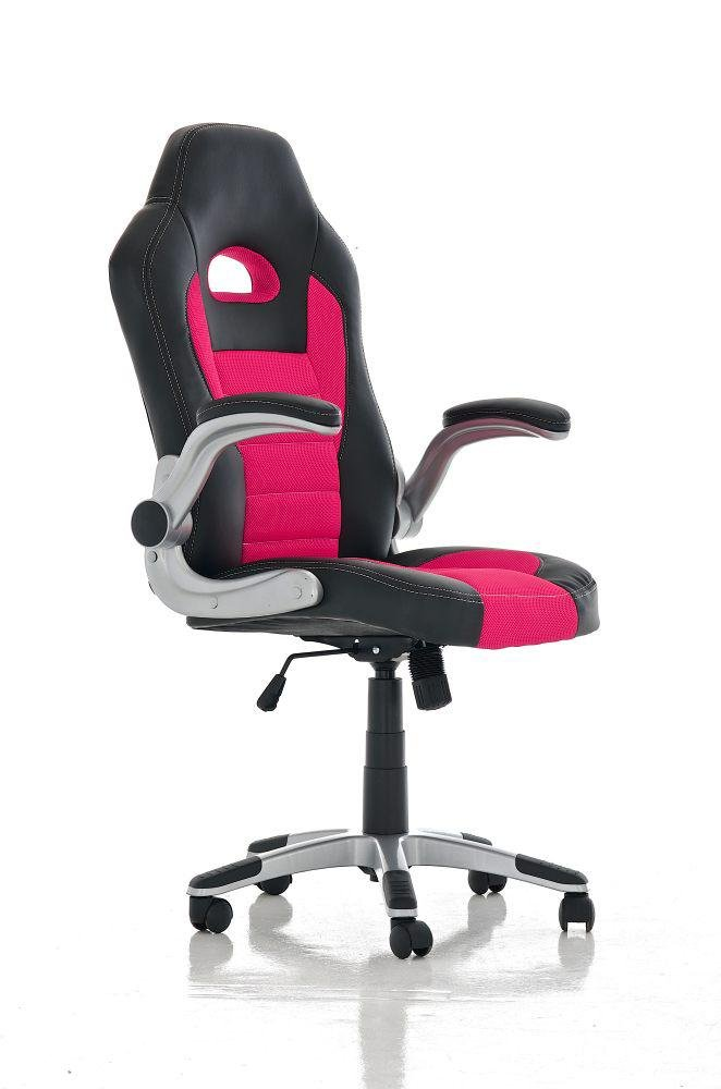 Executive Office Chairs, Sports Mesh Chair, Comfortably Padded Leather Gaming Racing Chair Office Chairs-Tradecentral LTD