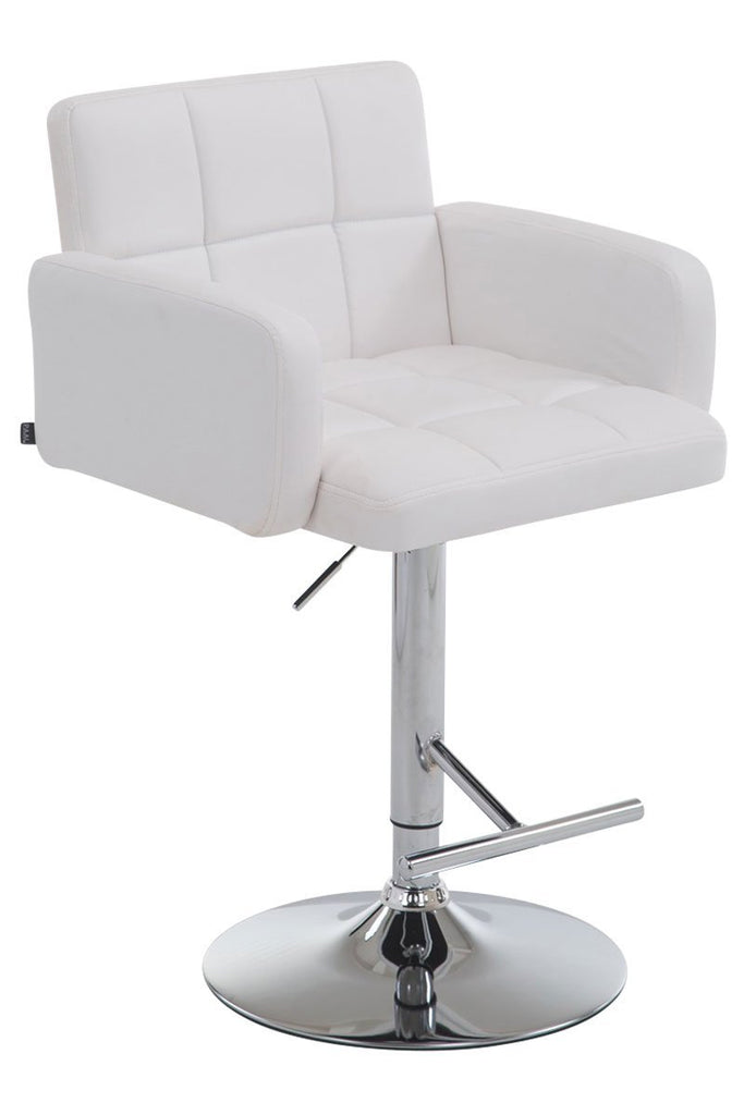 Bar Stool Salon/Barber Chair Synthetic Leather Desk/ Counter Chair Comfortably Padded Stool Studio Chair