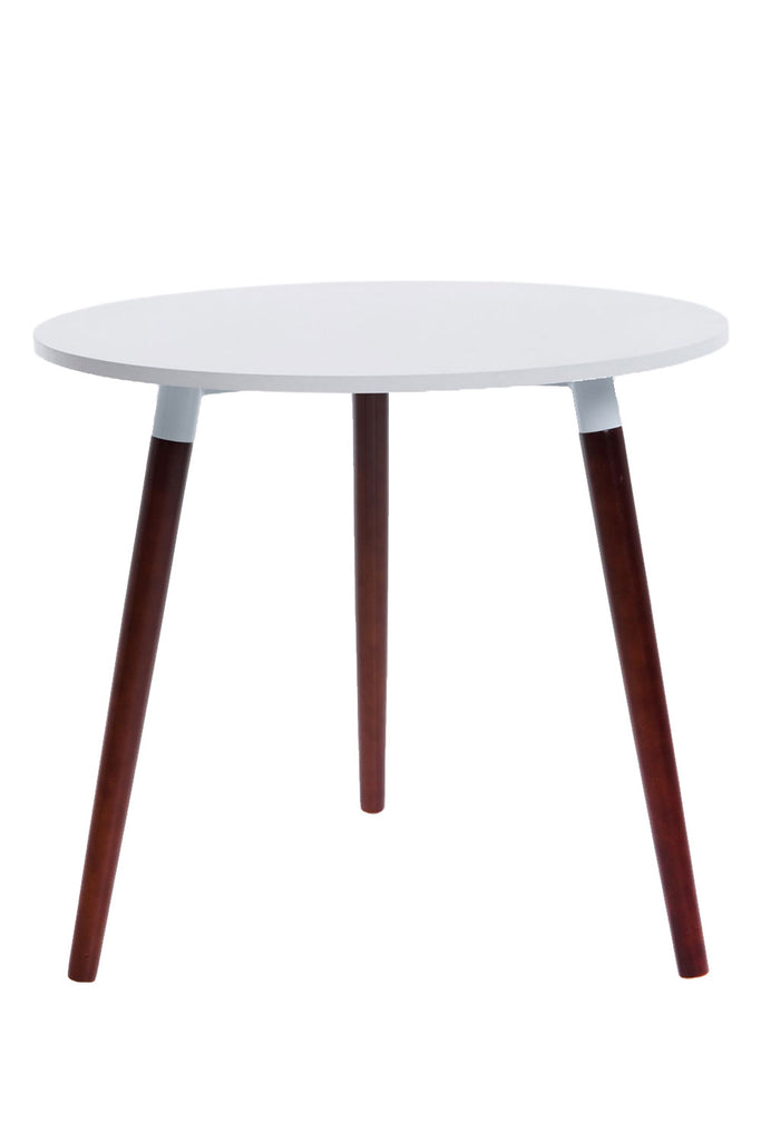 Round Dining Table, Elegant Dining Room Table Wooden Legs, Living Room/ Kitchen Pedestal Tables, Coffee Shop Stool, Dining Furniture