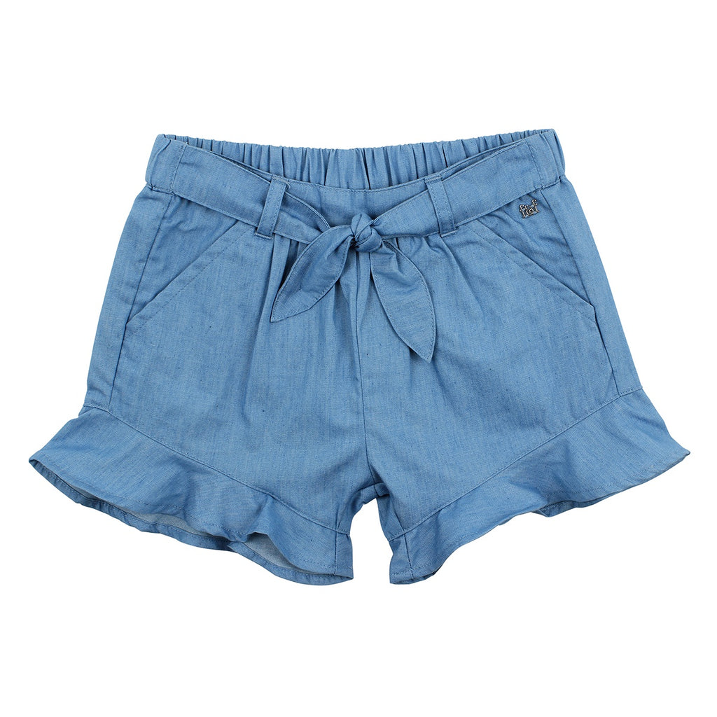 Scandi Chambray Short