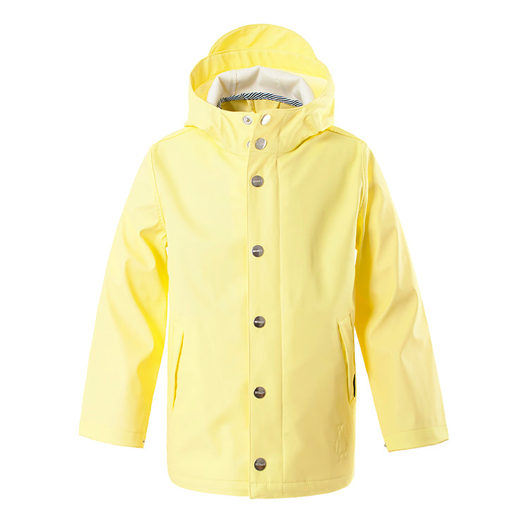 ELEPHANT MAN UNISEX WATERPROOF RAINCOAT 5000 MM COLUMN PRESSURE - LEMON YELLOW