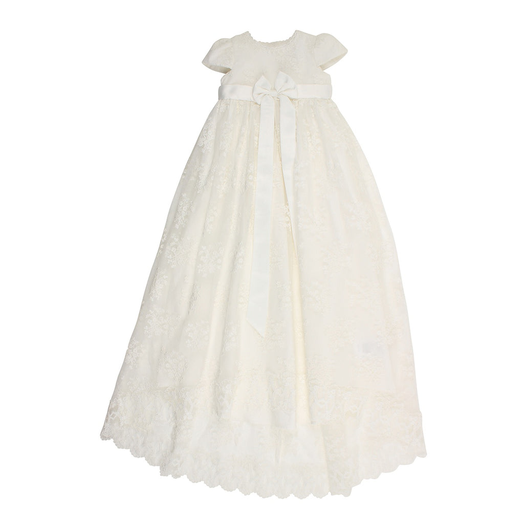 Hi Low Christening Dress