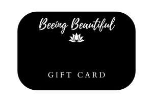 Gift Card - Beeing Beautiful