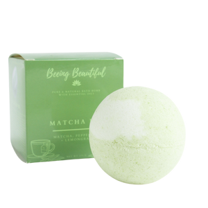 Matcha Bomb - Beeing Beautiful